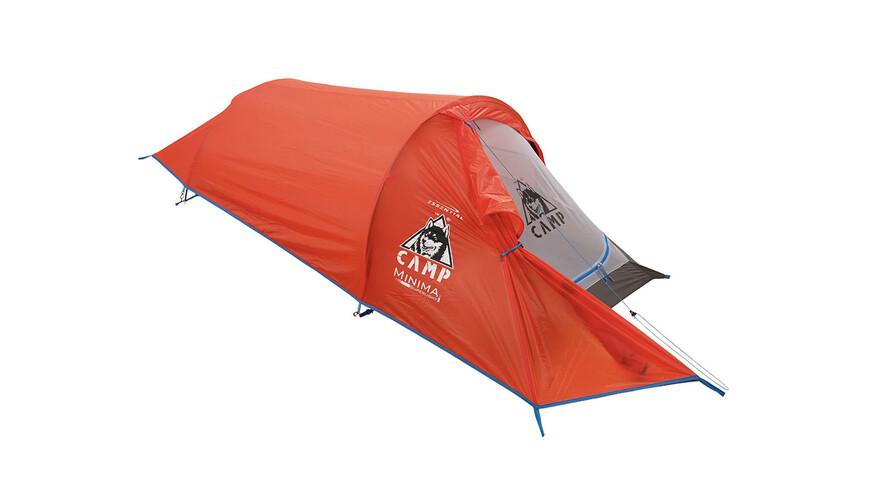 Camp Minima 1 SL tent oranje
